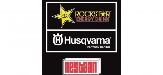 Nestaan-MX wordt officieel Husqvarna fabrieksteam in MX2!