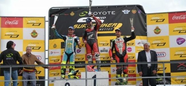 Marc-Reiner Schmidt wint zijn 3e Superbiker!