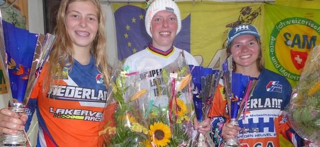 Brenda Wagemans prolongeert IMBA-titel
