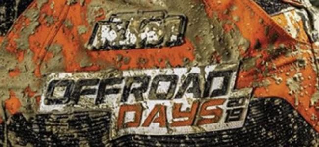 Veghel Off Road KTM testdag 20 oktober 2019