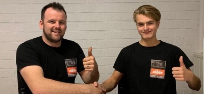 Valk en Kooij tekenen bij TBS Conversions-KTM