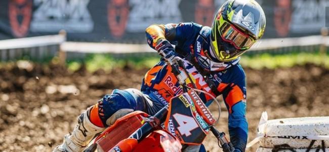 Marcel Stauffer blijft ook bij Team Sarholz-KTM