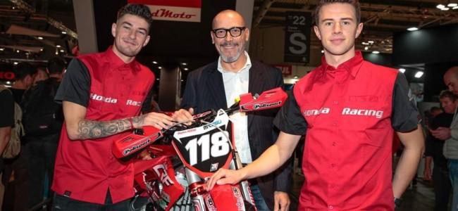 Alvin Ostlund tekent bij Team Assomotor-Honda!