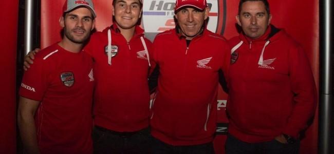 Valentin Guillod naar Honda SR Motoblouz!