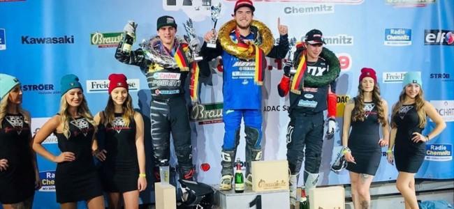 Wageman en Breece winnen in Chemnitz!