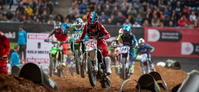 Video: Bekijk Supercross Barcelona