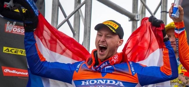 Gebben Racing-Van Venrooij-Yamaha met drie rijders!