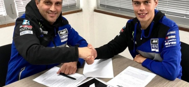 Michele Cervellin met SDM Racing in de MXGP.