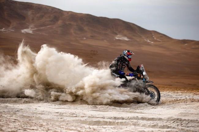 Acht Nederlandse motorrijders naar de Dakar Rally