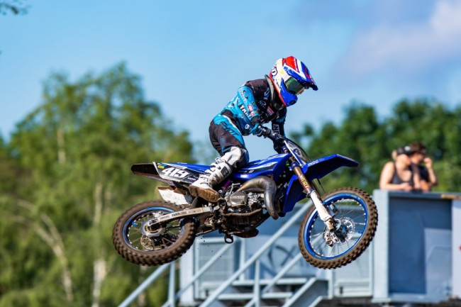Grizzly Yamaha Junior Team niet aan de start in 2020