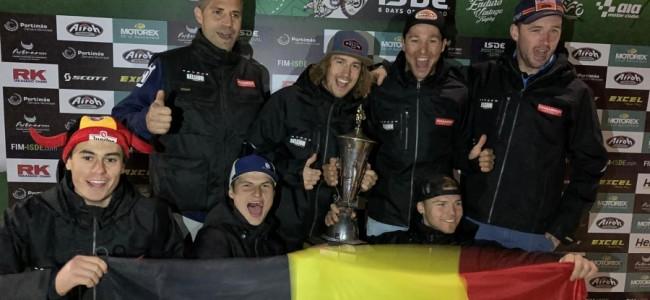 """Mathias Van Hoof: """"Trots op onze prestaties!"""""""