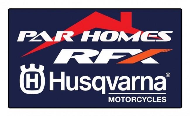 RFX Racing maakt overstap naar Husqvarna!