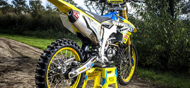 Video: 2020 Suzuki RM-Z250 Special Edition
