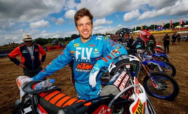 Tom Koch verlengt bij Team Sarholz-KTM