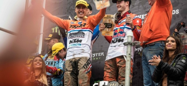 MXoN-kampioenen op shortlist Sportploeg van het Jaar!