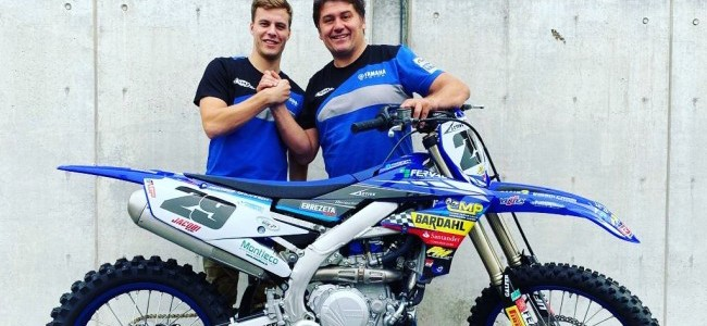SM Action Yamaha strikt Henry Jacobi!