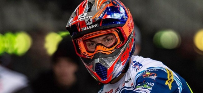 Jordi Tixier in Dortmund op een Sarholz-KTM