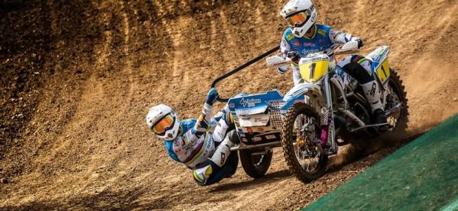 WK Sidecar: Belgische GP's bevestigd!