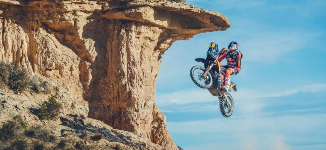 VIDEO: KTM laat niks aan het toeval over in de Dakar Rally