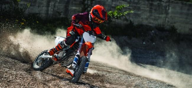 Test gratis de nieuwe KTM SX-E5!