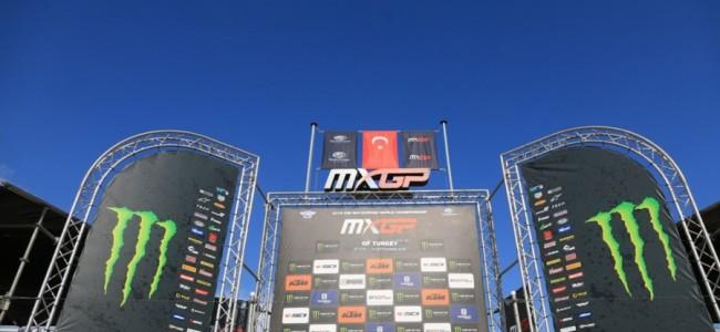 Turkse Grand Prix tot en met 2022 op de kalender
