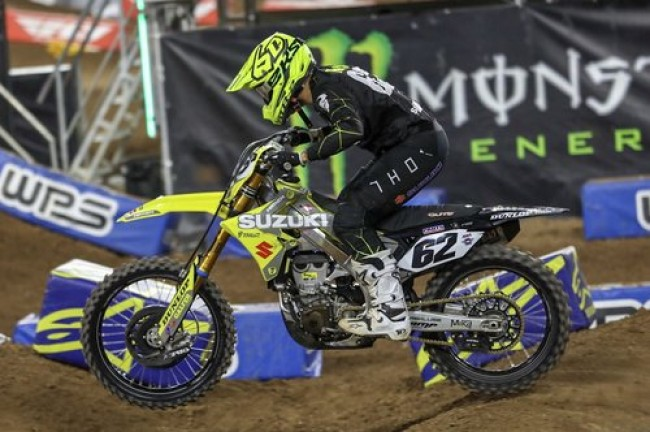 Alex Ray verruilt Suzuki voor Kawasaki