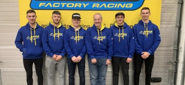 Chambers Racing breidt uit naar vijf rijders!