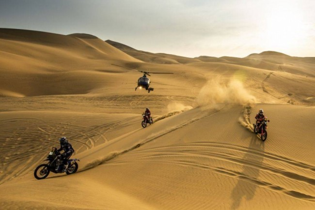 Alles over de Dakar Rally editie 2020