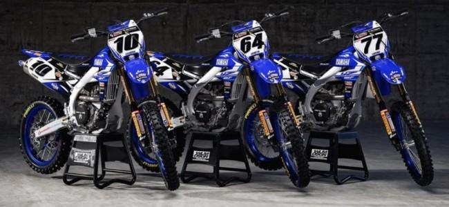 Gebben Van Venrooy Racing presenteert nieuwe kleuren