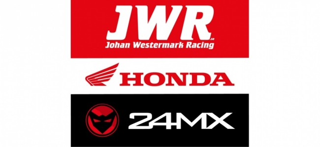 JWR Racing kiest voor Honda!