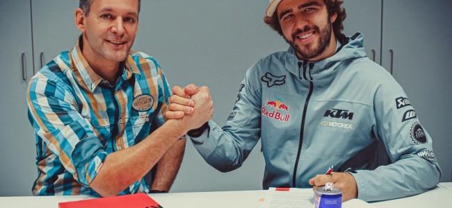 Manuel Lettenbichler naar Red Bull KTM Factory Racing
