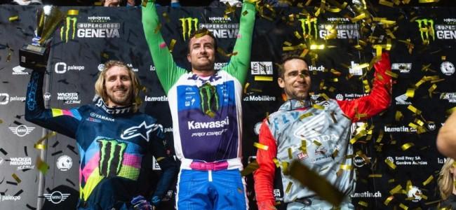 Davalos en Crown winnen de vrijdagavond in Genève!