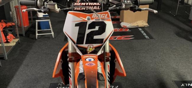 Max Nagl ook in 2020 met KTM?