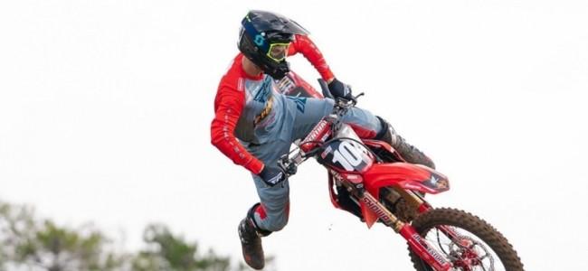 Luke Clout verruilt CDR voor Penrite Honda Racing