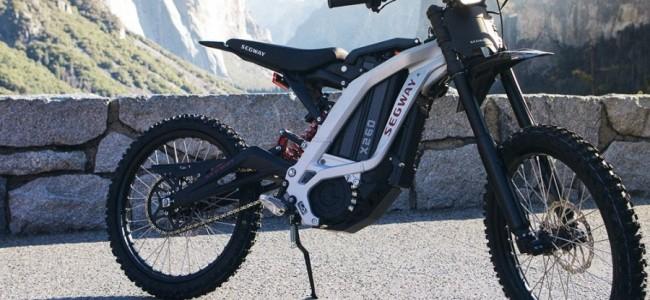 Elektrische fun op twee wielen: De Segway Dirt Bike
