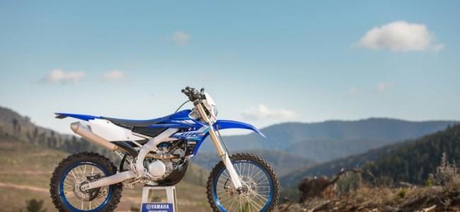 Yamaha komt met grondig vernieuwde 2020 WR250F