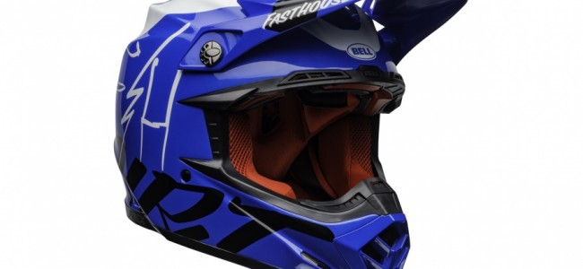 """Speciale editie Fasthouse """"Day in the Dirt"""" van de Bell Moto-9"""