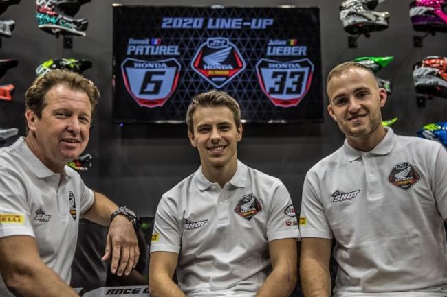 JM Honda Racing zoekt bijkomende monteur