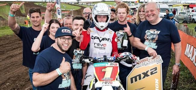 Geen plek voor Dylan Walsh in de Grand Prix