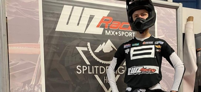 Max Palsson tekent bij WZ Racing!