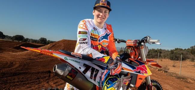 Rene Hofer tot en met 2022 voor KTM!
