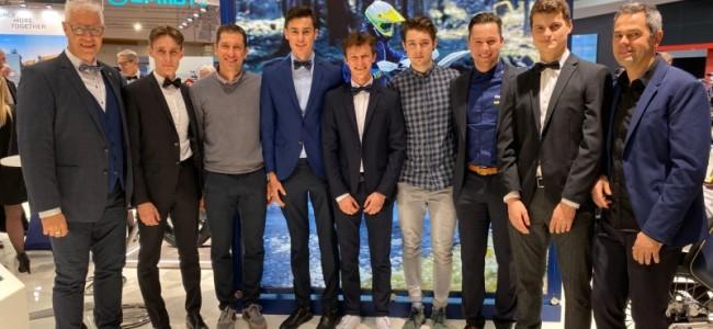 Husqvarna Belgium stelt 2020 teamrijders voor!
