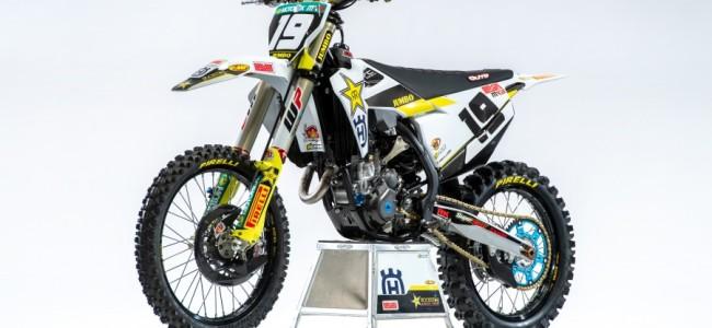 FOTO: Is dit de motor van de 2020 wereldkampioen?