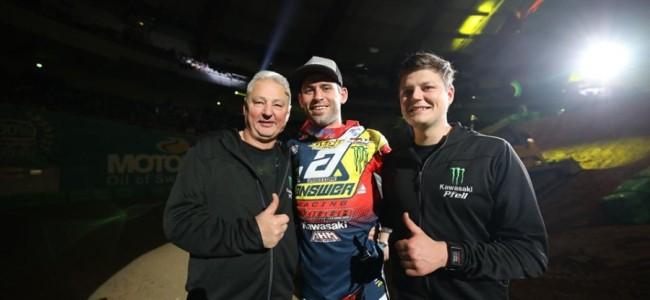Bowers en Bourdon pakken de prijzen in Dortmund