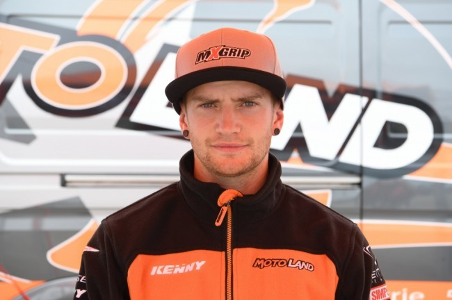 Daymond Martens start niet in de Enduropale du Touquet.