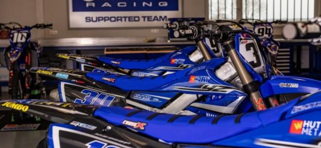 Zes motoren gestolen bij Hutten Metaal Racing
