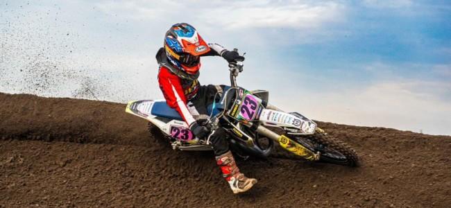 Ruben van Hoof blijft bij Future MX Team!