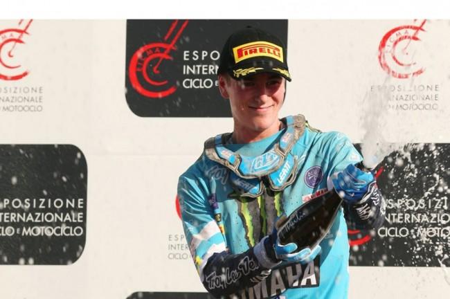 Geerts over zijn overwinning in Riola Sardo!