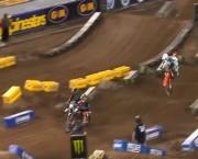 VIDEO: De val van Jett Lawrence tijdens de finale van Anaheim II