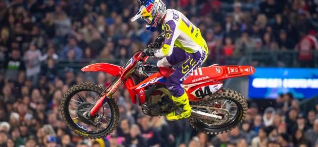 Video: Highlights Supercross Saint Louis 2020